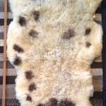 14-138-2 Jacob sheepskin, fleece side, $140